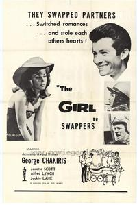 The Girl Swappers - 11 x 17 Movie Poster - Style A