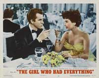 The Girl Who Had Everything - 11 x 14 Movie Poster - Style F