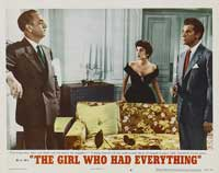 The Girl Who Had Everything - 11 x 14 Movie Poster - Style H
