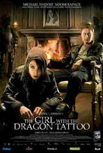 The Girl with the Dragon Tattoo - 27 x 40 Movie Poster - Style A