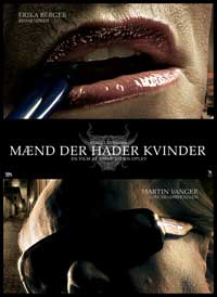 The Girl with the Dragon Tattoo - 11 x 17 Movie Poster - Danish Style C