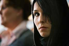 The Girl with the Dragon Tattoo - 8 x 10 Color Photo #3
