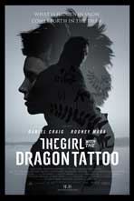 The Girl with the Dragon Tattoo - 11 x 17 Movie Poster - Style C