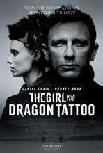 The Girl with the Dragon Tattoo - 27 x 40 Movie Poster - UK Style A