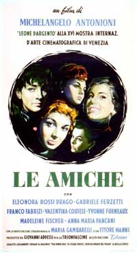 The Girlfriends - 11 x 17 Movie Poster - Italian Style A