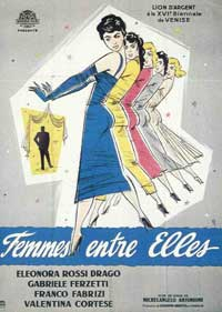 The Girlfriends - 11 x 17 Movie Poster - French Style A