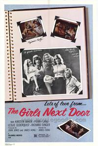 The Girls Next Door - 11 x 17 Movie Poster - Style A