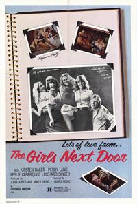 The Girls Next Door - 27 x 40 Movie Poster - Style A