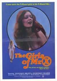The Girls of Mr. X - 11 x 17 Movie Poster - Style A