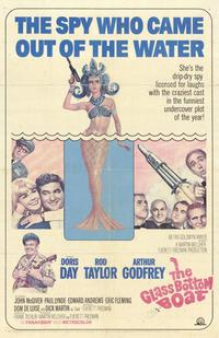 The Glass Bottom Boat - 11 x 17 Movie Poster - Style A