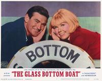 The Glass Bottom Boat - 11 x 14 Movie Poster - Style H