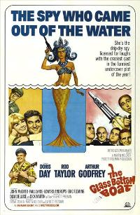 The Glass Bottom Boat - 11 x 17 Movie Poster - Style B
