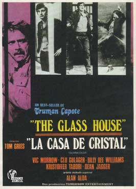 The Glass House - 11 x 17 Movie Poster - Spanish Style A