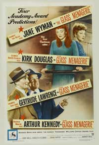 The Glass Menagerie - 27 x 40 Movie Poster - Style A