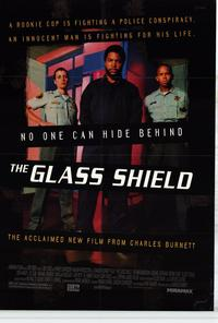 The Glass Shield - 11 x 17 Movie Poster - Style A