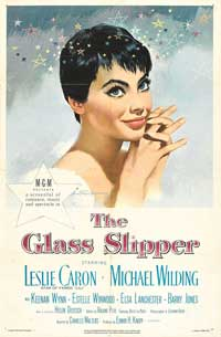 Glass Slipper - 11 x 17 Movie Poster - Style A