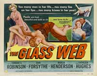 The Glass Web - 11 x 14 Movie Poster - Style A
