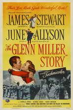 The Glenn Miller Story - 27 x 40 Movie Poster - Style C
