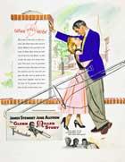 The Glenn Miller Story - 27 x 40 Movie Poster - Style F