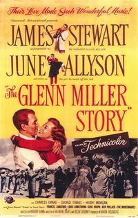 The Glenn Miller Story - 11 x 17 Movie Poster - Style A
