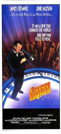 The Glenn Miller Story - 11 x 17 Movie Poster - Style C