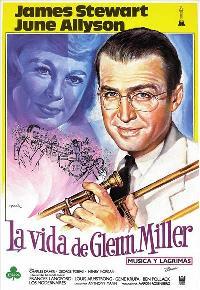 The Glenn Miller Story - 11 x 17 Movie Poster - Spanish Style A