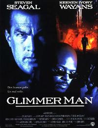 The Glimmer Man - 27 x 40 Movie Poster - Spanish Style A