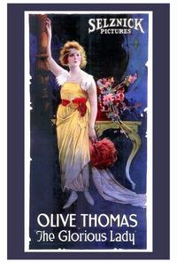 The Glorious Lady - 27 x 40 Movie Poster - Style A