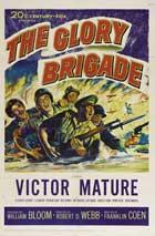 The Glory Brigade - 27 x 40 Movie Poster - Style B