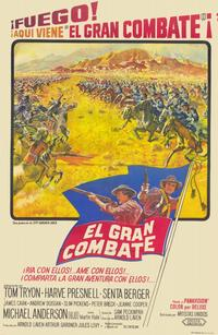 The Glory Guys - 11 x 17 Movie Poster - Spanish Style A