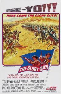 The Glory Guys - 27 x 40 Movie Poster - Style B