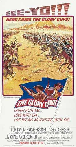 The Glory Guys - 20 x 40 Movie Poster - Style A