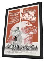 The Glory Stompers - 11 x 17 Movie Poster - Style A - in Deluxe Wood Frame