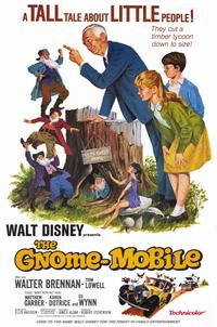 The Gnome-Mobile - 11 x 17 Movie Poster - Style A