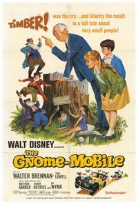 The Gnome-Mobile - 27 x 40 Movie Poster - Style A