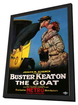 The Goat - 11 x 17 Movie Poster - Style A - in Deluxe Wood Frame