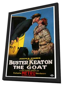 The Goat - 27 x 40 Movie Poster - Style A - in Deluxe Wood Frame