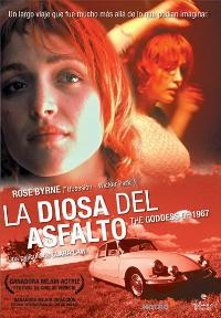The Goddess of 1967 - 11 x 17 Movie Poster - Spanish Style A