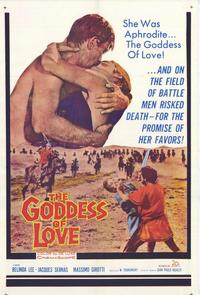 Goddess of Love - 11 x 17 Movie Poster - Style A