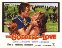 Goddess of Love - 22 x 28 Movie Poster - Half Sheet Style A