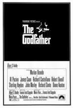The Godfather - 27 x 40 Movie Poster - Style B