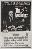 The Godfather - 27 x 40 Movie Poster - Style Y