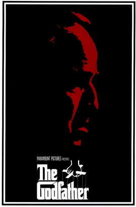 The Godfather - 11 x 17 Poster - Foreign - Style A