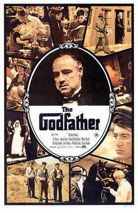 The Godfather - 11 x 17 Movie Poster - Style A