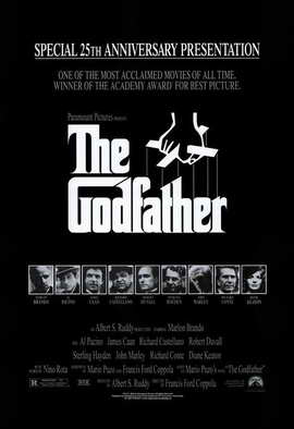 The Godfather - 11 x 17 Movie Poster - Style C