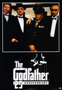 The Godfather - 11 x 17 Movie Poster - Style G
