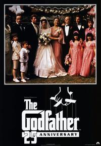 The Godfather - 11 x 17 Movie Poster - Style I