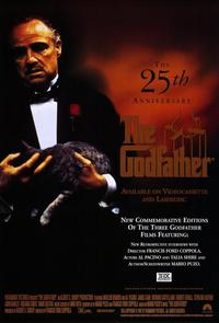The Godfather - 11 x 17 Movie Poster - Style D