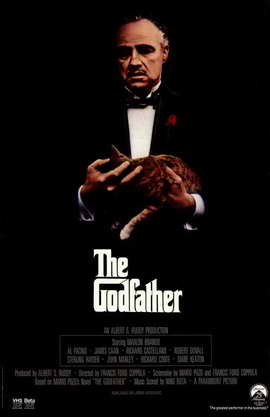 The Godfather - 11 x 17 Movie Poster - Style O