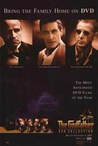 The Godfather - 11 x 17 Movie Poster - Style P